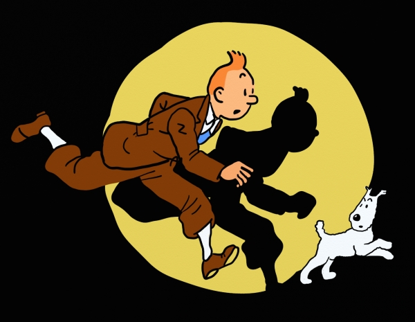 Tintin by maoui96
